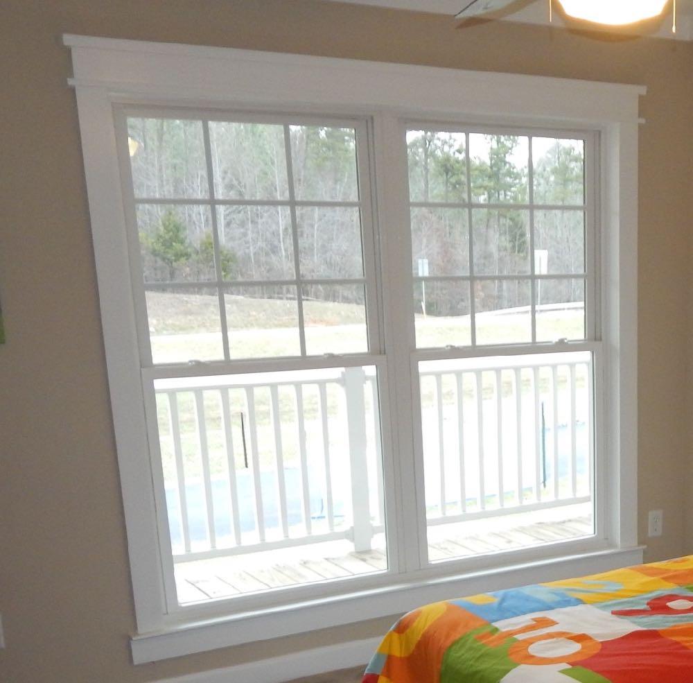 Double-Hung Low Emissivity Windows To Enhance Energy