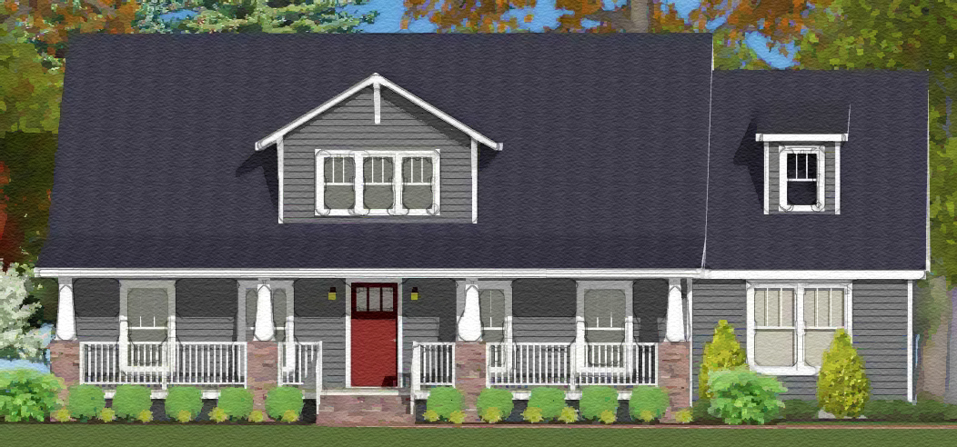 this https://www.virginiahomesbuildingsystems.com/wp-content/uploads/2019/06/powhatan_elev1.jpg